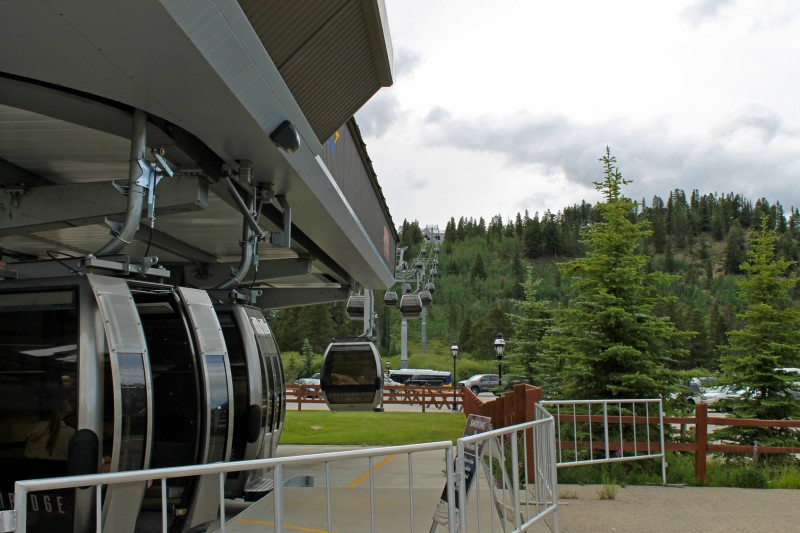 The BreckConnect Gondola