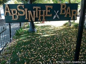 Absinthe Bar in Breckenridge