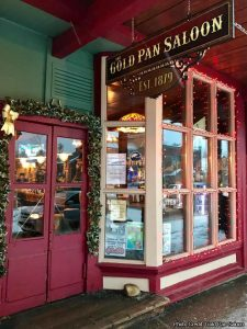 Gold Pan Saloon in Breckenridge